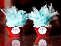 Party Frosting: Dr.Seuss