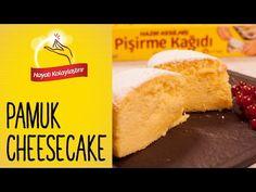Pamuk Cheesecake (Japon Usulü Cheesecake) Nasıl Yapılır?  | Hayatı Kolaylaştırır - YouTube