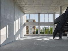 Aufbau Haus 84   Barkow Leibinger; Photo: Stefan Müller   Archinect