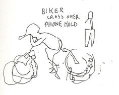 bike phone crossover