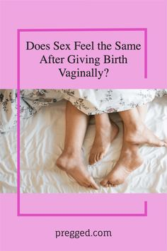 Does sex feel the same after giving birth vaginally? The questions are endless, and it's not always easy to ask the other mothers in your life about their experience of sex after birth. So here are the answers to the questions you wanted to ask. Find it here! #pregnancy #pregnancytips #laboranddelivery #postpartum #postpartumproblems First Pregnancy, Pregnancy Tips, Breech Birth, Prepare For Labor, Hospital Birth, So Many Questions, After Giving Birth, Other Mothers, Natural Birth