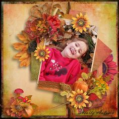 Layout using {Hearty Autumn} Digital Scrapbook Kit by Eudora Designs available at PBP https://www.pickleberrypop.com/shop/manufacturers.php?manufacturerid=173