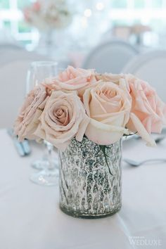 WedLuxe – Pretty-in-Pink Garden Wedding   Photography by: Mimmo & Co Follow @WedLuxe for more wedding inspiration!