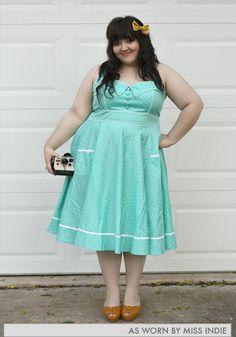 Miss Indie Dress, #ModCloth