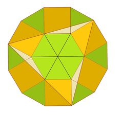 again... more on dodecagons, with triangles and squares