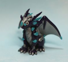 Here there be dragons! by Cyn Huber on Etsy