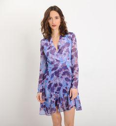 Carven Georgette dress