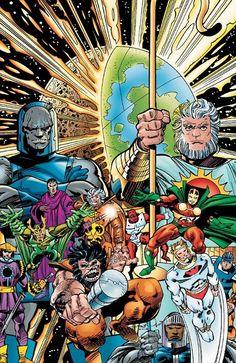 New Gods by Walt Simonson