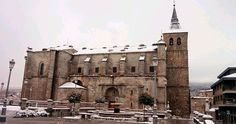 Concluyen las obras de restauración de la Iglesia de San Eutropio en El Espinar   SoyRural.es