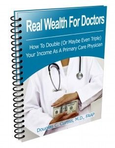 Amazing Ebook teaching doctors how to double their income, written by a doctor who has done it.