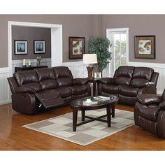 19 Best Recliner Sofa Design Ideas images | Leather reclining sofa ...