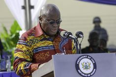 Akufo-Addo Urges Police To Be Neutral