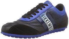 Bikkembergs 641125, Unisex-Erwachsene Sneakers, Schwarz (schwarz/blau), 46 EU - http://on-line-kaufen.de/bikkembergs/46-eu-bikkembergs-641024-unisex-erwachsene