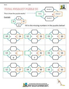 1000 images about third grade math puzzles on pinterest maths puzzles worksheets and. Black Bedroom Furniture Sets. Home Design Ideas