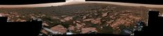 Panorama with Active Linear Dune in Gale Crater Mars #NASA Image of the day #photograhpy #photooftheday