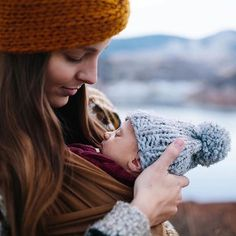 Layering with your baby | @alexandriaslens x Solly Baby in Camel