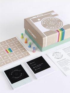 PictureIt, boardgame by Emelie Sandahl