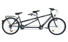 Rent a tandem bicycle to ride anywhere in Portugal or Spain. The tandem bike is particularly popular for cycle touring or riding the Camino de Santiago.