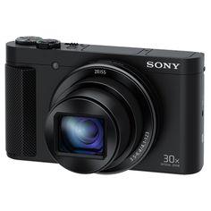 ソニー Cyber-shot DSC-HX90V B ブラック