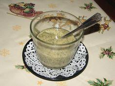 Sinappikastike graavilohelle ja katkaravuille - Kotikokki.net - reseptit Sauce Recipes, Pesto, Oatmeal, Avocado, Food And Drink, Pudding, Drinks, Cooking, Recipes