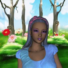 DesignByNettis: A4 LUNA Ready4Summer ☼The Sun Is Shining Upon Us This Early Monday-morning☼ Happy New Week from me and my New #render A4 LUNA Ready4Summer who is a #freebie from Me to You!  I created her last #summer But I forgot to share her before autumn arrived...lol... but the #summertime is coming every year, Thank God! I created her using contents for #aiko4 and the beautiful #3dcharacter #luna and the result is one set of her in #poses with an #artgif and one set of her in #clusters…