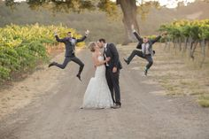 photobomb | paso robles wedding \ some favorite moments of 2013 | wedding » BrittRene Photo