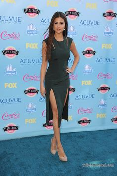 Selena Gomez - Teen choice awards 2013
