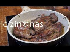 Συκώτι μοσχαρίσιο - YouTube Steak, Pork, Youtube, Kale Stir Fry, Steaks, Pork Chops, Youtubers, Youtube Movies