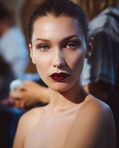 ✨ @bellahadid #TB #Versace