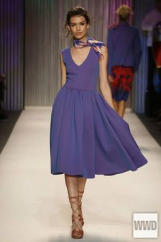 Tracy Reese Dresses | Tracy Reese RTW Spring 2014