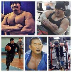 The new President of Mongolia, Tsakhiagiin Elbegdorj - Imgur