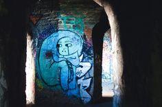 #urbex #lyon #urban #streetart #art #architecture #fort #urbexphotography #urbexfrance #streetphotography #urbanart #explore #city #underground #squat #blue #photography #canon