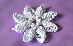 Watch The Video Splendid Crochet a Puff Flower Ideas. Phenomenal Crochet a Puff Flower Ideas. Crochet Puff Flower, Crochet Flower Tutorial, Crochet Flower Patterns, Lace Patterns, Crochet Designs, Crochet Flowers, Unique Crochet, Love Crochet, Irish Crochet