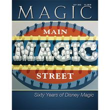 Magic Magazine July 2015 - Book