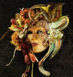 Largest selection of beautifully handmade venetian masquerade masks for women. Pick from over gorgeous Italian masks. Carnival Of Venice, Carnival Masks, Venice Carnivale, Carnival Costumes, Italian Masks, Venitian Mask, Ceramic Mask, Venice Mask, Venetian Masquerade Masks