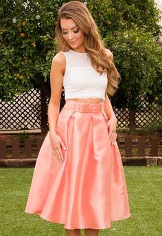 Valencia Midi Skirt