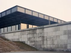 Classics: Neue Nationalgalerie by Ludwig Mies van der Rohe | archaic