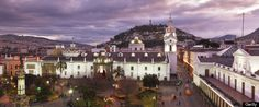 Quito, Ecuador: The Most Beautiful City In South America? | Suzan Haskins and Dan Prescher