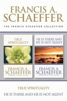 Buy The Francis Schaeffer Collection: True Spirituality / He Is There and He Is Not Silent by Francis Schaeffer and Read this Book on Kobo's Free Apps. Discover Kobo's Vast Collection of Ebooks and Audiobooks Today - Over 4 Million Titles! Book Of Hebrews, Book Of Proverbs, Bible As Literature, Francis Schaeffer, Paul Tillich, John The Evangelist, Bible Commentary, Neville Goddard, Understanding The Bible