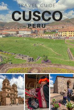 With its numerous Inca temples, colonial churches, vibrant plazas, cafes, restaurants, and bars, Cusco has so much to offer. Start your planning with this travel guide. #cusco #peru #travelplanning http://www.anywhereperu.com/destinations/cusco