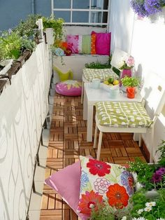 Small Balcony Decor: If You Learn From It