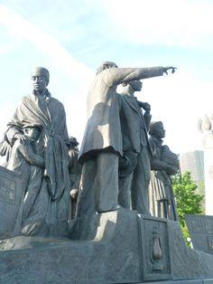 International Memorial to the Underground Railroad