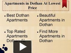 If you are looking for the most popular and well furnished #apartments #in #Dothan at lowest price where available facilities in Apartments. For more information visit at http://www.fieldcrestapt.com.
