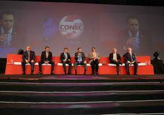 """A agenda do mercado de seguros foi o tema debatido por algumas das principais entidades que representam o setor de seguros no Brasil durante a palestra """"Conflitos e soluções – uma agenda para o"""