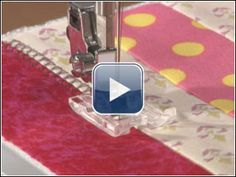 How to use clear foot Sewing Tutorials, Sewing Hacks, Sewing Tips, The Unit, Couture, Hacks, Homemade, Hipster Stuff, Garlic