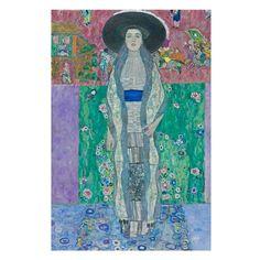 """Bildnis der Adele Bloch-Bauer II. """"Blaue Adele"""", Gustav Klimt"""