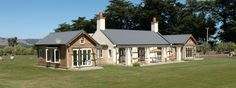 Mason and Wales Architecture - Taieri Plains House