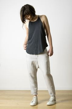 New Spring Summer Collection / LNA Top & HOPE Was Trousers  shop.sarafan-tlv.com