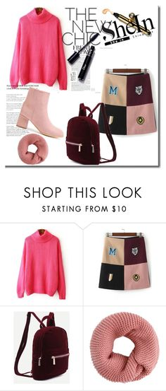 """Shein 3/10"" by zina1002 ❤ liked on Polyvore featuring Handle"