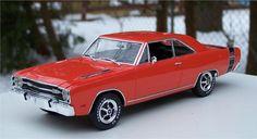 Revell 1969 Dodge Dart GT Sport 383ci